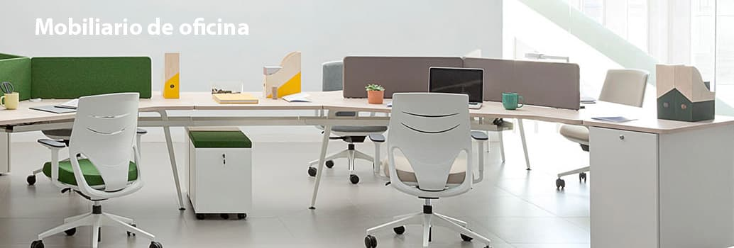Outlet Sillas De Oficina Madrid.Mobiliario De Oficina Equipamiento E Instalacion