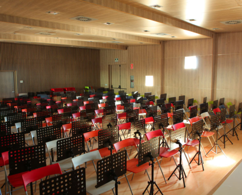 Auditorio de Torrevieja (by Actiu)