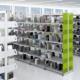Level Biblioteca metálicas