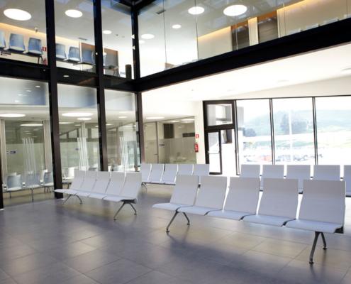 Centro de salud de Buenavista (by Actiu)