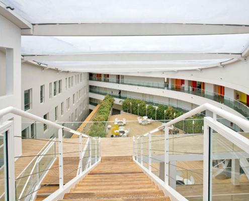 Escuela de Negocios Novancia de Paris (by Actiu)
