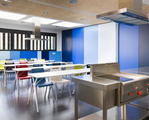 Escuela Internacional de Cocina (by Actiu)