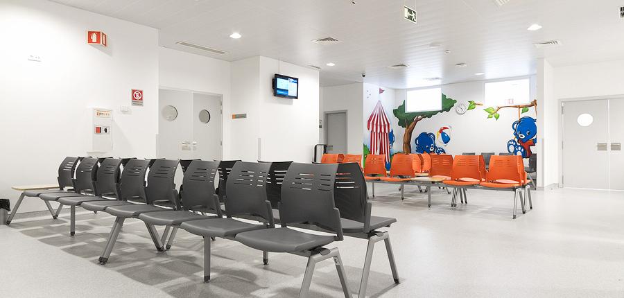 Hospital De Loures (by Actiu)