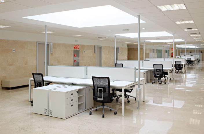 Hospital Universitario La Fe (by Actiu)