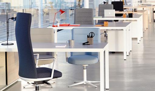 Sillas de oficina - Mobiliario de oficina MECUX