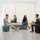 BEND Soft seating - Mecux Mobiliario de oficina