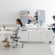 TWIST Mesas - Mecux Mobiliario de oficina