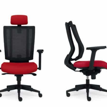 Perfecta y ergonómica con todas las regulaciones que le pides a una silla