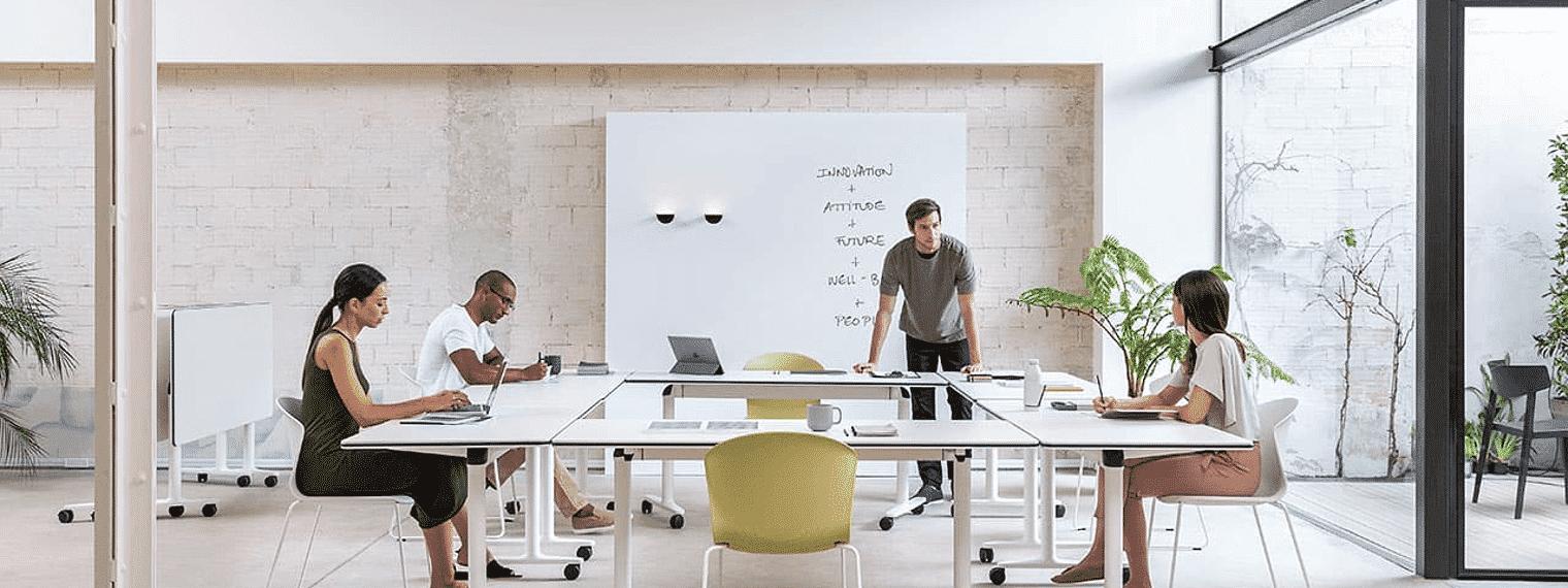 Mobiliario de Oficina equipamiento e instalación