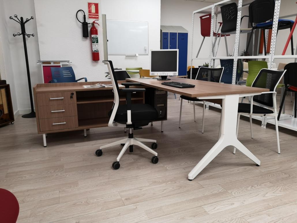 Ofertas - Outlet - mobiliario oficinas - mesas - sillas